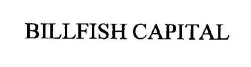 BILLFISH CAPITAL