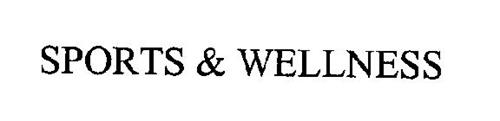 SPORTS & WELLNESS