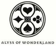 ALYSS OF WONDERLAND