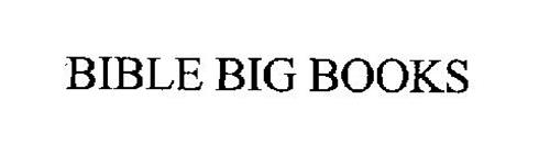 BIBLE BIG BOOK