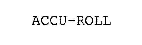 ACCU-ROLL