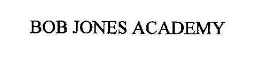 BOB JONES ACADEMY