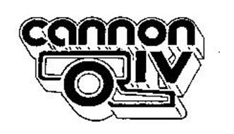 CANNON IV