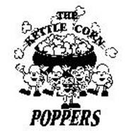 THE KETTLE CORN POPPERS