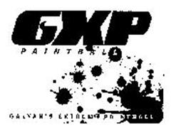 GXP PAINTBALL GALYAN'S EXTREME PAINTBALL