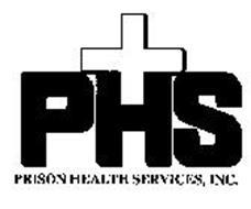 PHS PRISON HEALTH SERVICES, INC.
