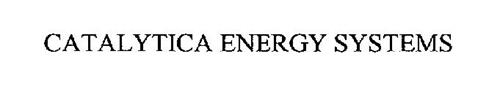 CATALYTICA ENERGY SYSTEMS