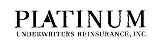 PLATINUM UNDERWRITERS REINSURANCE, INC.