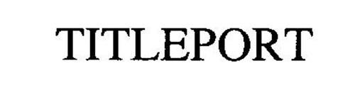TITLEPORT