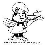 CHEF MUNCHINI'S PISA PIZZA