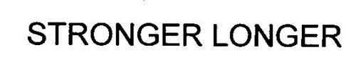 STRONGER LONGER