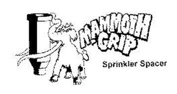 MAMMOTH GRIP SPRINKLER SPACER