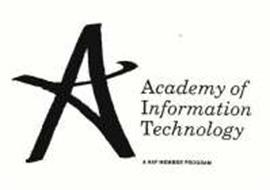 A ACADEMY OF INFORMATION TECHNOLOGY A NAF MEMBER PROGRAM