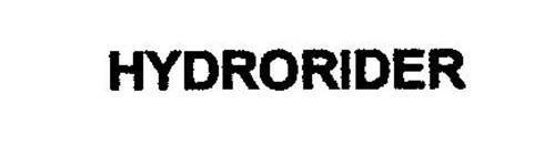 HYDRORIDER