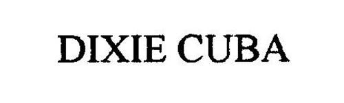 DIXIE CUBA