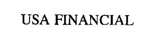 USA FINANCIAL