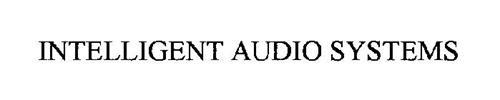 INTELLIGENT AUDIO SYSTEMS