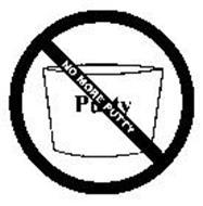 NO MORE PUTTY