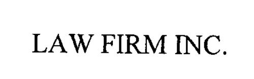 LAW FIRM INC.