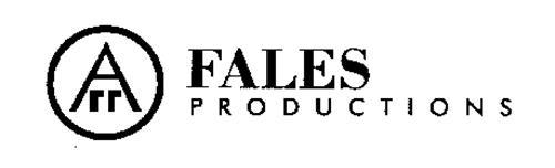 A FALES PRODUCTIONS