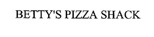 BETTY'S PIZZA SHACK
