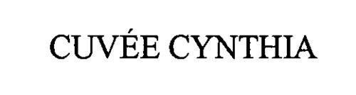 CUVÉE CYNTHIA