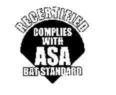 Amateur Softball Association of America Trademarks (25