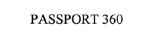 PASSPORT 360