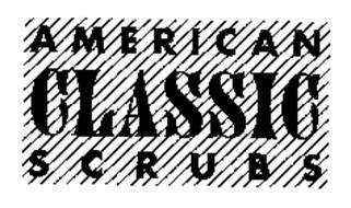 AMERICAN CLASSIC SCRUBS