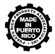 MADE IN PUERTO RICO PUERTO RICO PRODUCTS ASSOCIATION INC.