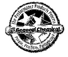 THE PERFORMANCE PRODUCTS PROCESS PEOPLE, PRACTICES, PERFORMANCE GENERAL CHEMICAL