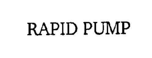 RAPID PUMP