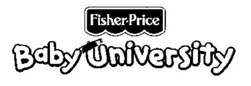 FISHER-PRICE BABY UNIVERSITY