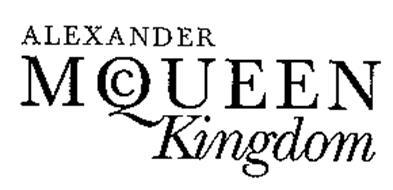 ALEXANDER MCQUEEN KINGDOM
