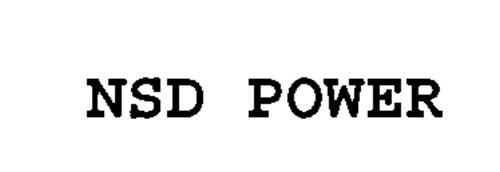 NSD POWER
