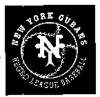 NY NEW YORK CUBANS NEGRO LEAGUE BASEBALL