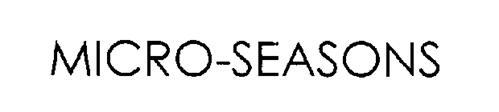 MICRO-SEASONS