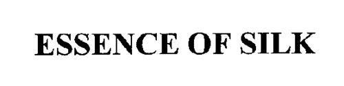 ESSENCE OF SILK