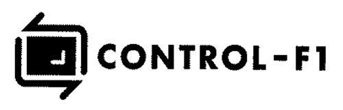 CONTROL-F1