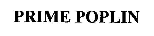 PRIME POPLIN