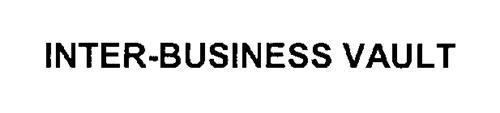 INTER-BUSINESS VAULT
