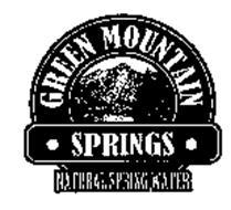 GREEN MOUNTAIN SPRINGS NATURAL SPRING WATER