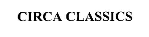 CIRCA CLASSICS