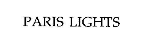 PARIS LIGHTS