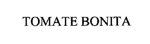 TOMATE BONITA