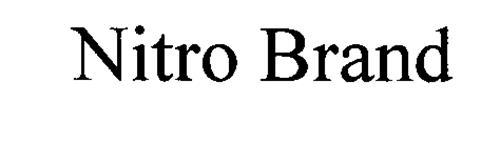 NITRO BRAND