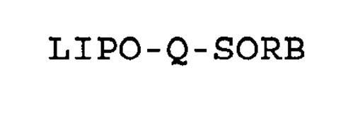 LIPO-Q-SORB