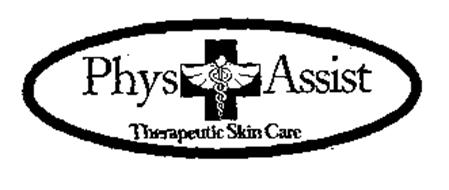 PHYSASSIST THERAPEUTIC SKIN CARE