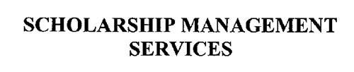 SCHOLARSHIP MANAGEMENT SERVICES