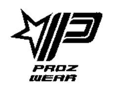 P PROZ WEAR